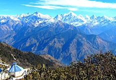 Kumaon: Mountain Views and Tiger trails