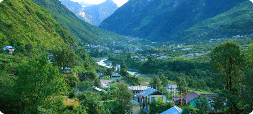 Divine Valley Of Sikkim