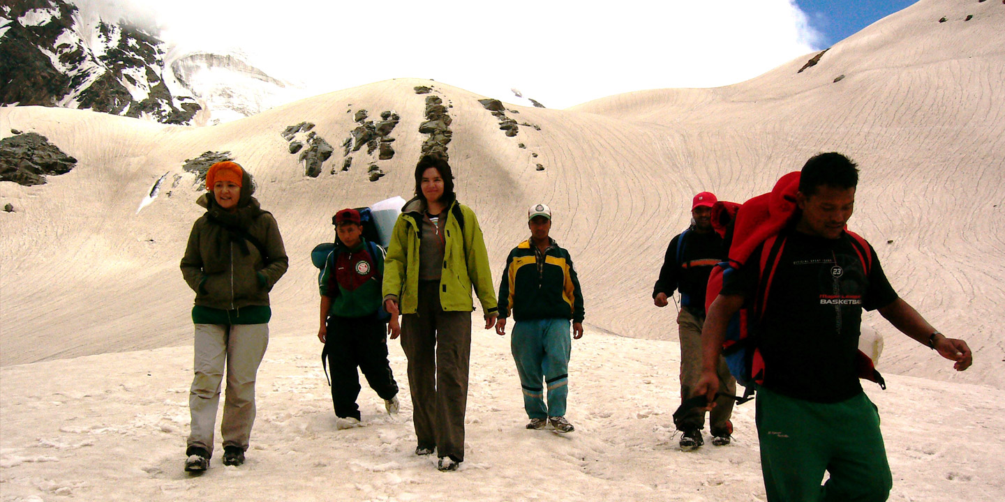 Bhabha pass Trek