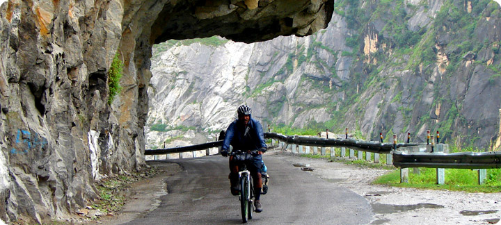 Cycling in Himachal