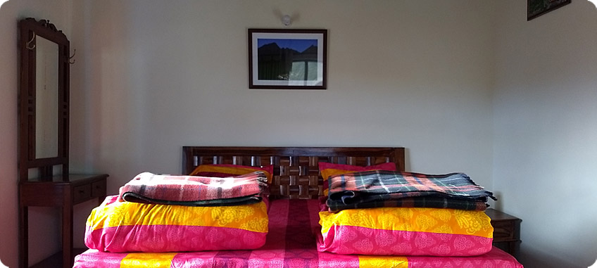 The Langza Homestay