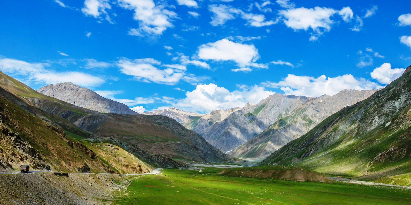 Road Safari: Srinagar - Leh