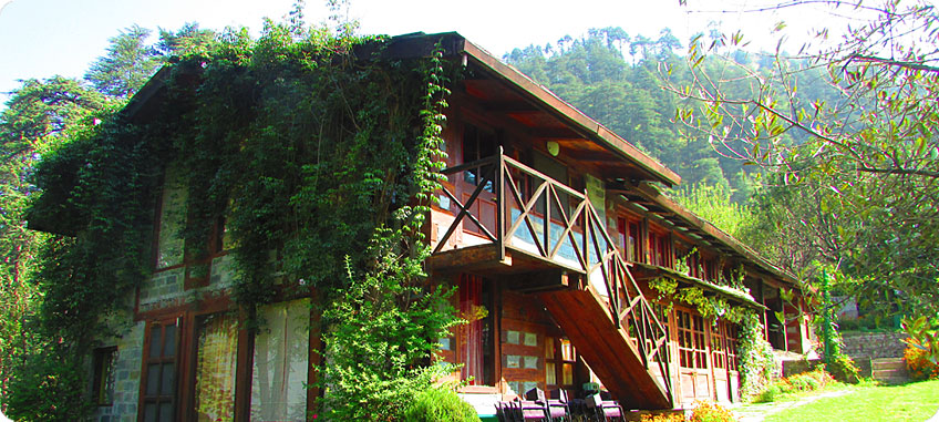 The Sonaugi Homestead - Kullu