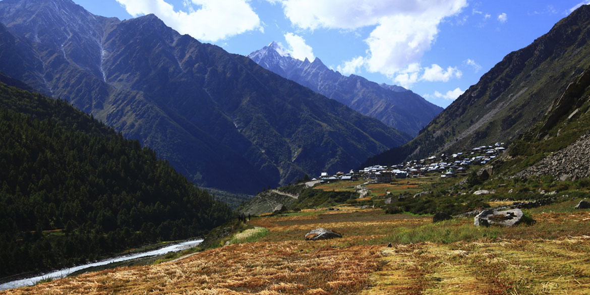 Sangla Visit Chitkul (3,450M) - 20kms one way