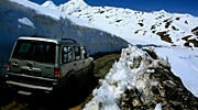 The Great Himalayan Road Traverse